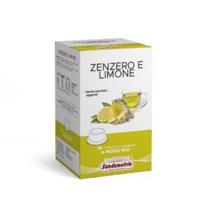 Infuso Limone e Zenzero Sandemetrio