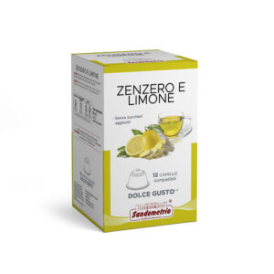 Infuso Zenzero e Limone Dolce Gusto