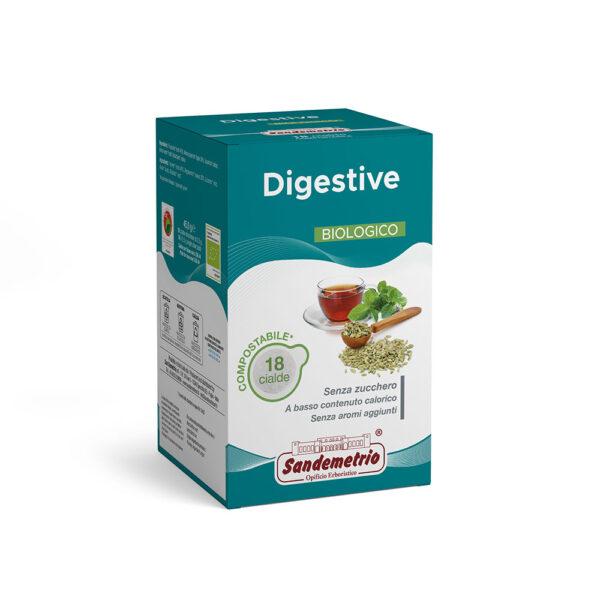 Tisane funzionali Digestive in cialde ese