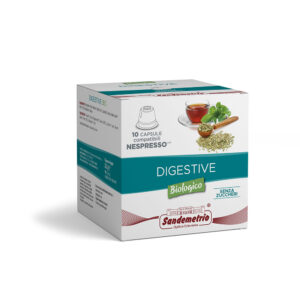 Tisane Funzionali Digestive Capsule Nespresso San Demetrio