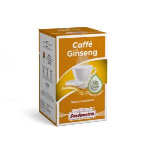 Caffe al ginseng Sandemetrio