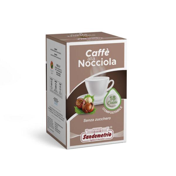 Caffe alla nocciola Sandemetrio