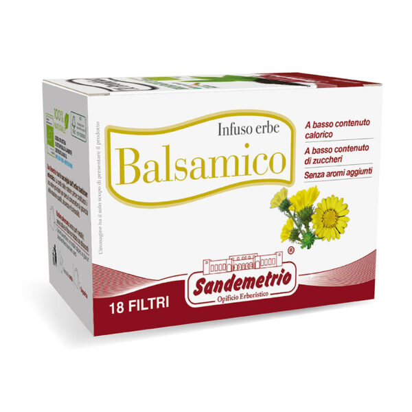 infuisi alle erbe balsamico sandemetrio