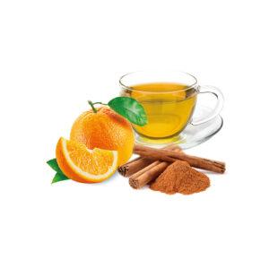 infuso alla frutta a modo mio cannella e arancia sandemetrio