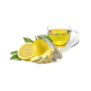 infuso alla frutta in cialde zenzero e limone sandemetrio