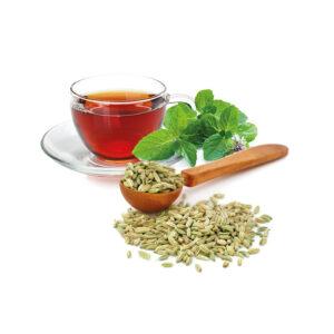tisana funzionale in cialde digestive sandemetrio