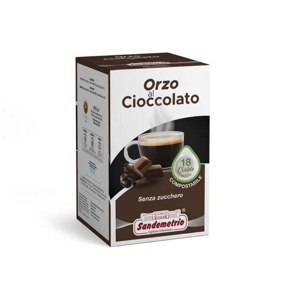Orzo Biologico Sandemetrio al cioccolato