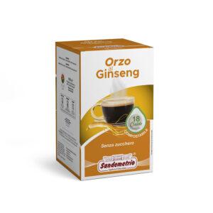 Orzo Biologico Sandemetrio al Ginseng