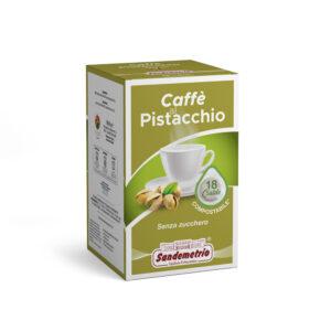 Caffè aromatizzato al Pistacchio